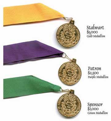 Grand Reception Medallions